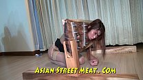 Thai Wench Anal Fucked Between Small Sweet Buttocks Vorschaubild