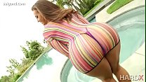 AJ APPLEGATE, JILLIAN JANSON , VALENTINA NAPPI, KELSI MONROE uncensored  DOUBLE PENETRATE DP