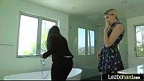 (Dag Xxx) • Sex Tape Sexy Lesbians Teen Girls (Kenna James & Aspen Rae) clip thumbnail