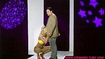 Nicole Aniston Wins Pageant - WWW.CROMWELTUBE.COM