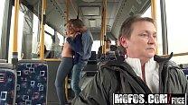 Mofos - Mofos B Sides - (Lindsey Olsen) - Ass-Fucked on the Public Bus