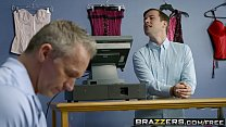 Brazzers - Real Wife Stories - If The Bra Fits Fuck It scene starring Carmen Valentina and Jessy Jon preview image