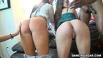 Ass lineup at house party porn thumbnail