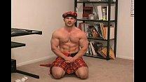 Scottish Kilt Boy