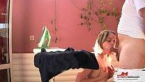 Jetzt wird die Hausfrauen-Muschi durchgebuegelt Vorschaubild