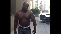 Man fears to Bodybuilder - Funny