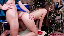 Girlfriend Passionate Sucking Cock and Doggystyle Sex - Cum Inside صورة