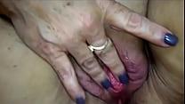la madre de mi novia jessica masturbandose 1