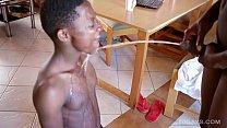 African Twink Raw 3-way