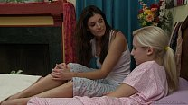 India Summer and Odette Delacroix's Thumb