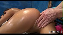 Massage table sex Thumbnail