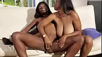 Ana Foxxx and Alia Starr share some sexy sapphic moment - sex bollywood thumbnail