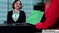 Big Tits Girl (krissy lynn) Get Seduced And Banged In Office movie-21 - 9Club.Top