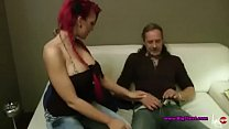 German Redhead Teen with Huge tits fuck by big ...