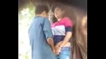 Lovers having sex in park uploded by- Nutriporn.com thumbnail