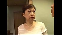 Japanese step mom milf with big tits getting pleasured thumbnail