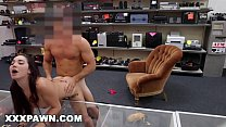 XXX PAWN - College Girl Karlee Grey Visits My Little Shop In Desperation thumbnail