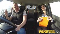 Fake Driving School Sterling Cooper Turns Table on Jasmine Jae Image