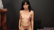 Awkward Sexy Latina In Her First Porno Gets Fac...