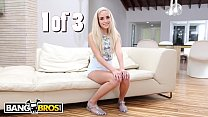 BANGBROS - Cum Meet 19 Year Old Petite Cutie Naomi Woods
