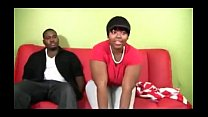 "Street Hood World: Ebony BBW ""Icey"" Gets Pounded"