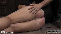 Worshipping master's feet thumb