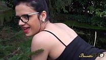 12915 Angelica teen sexy en plan à trois avec Amel Annoga preview