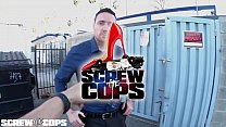 Screw the Cops - Latina bad girl gives a cop a blowjob - 9Club.Top