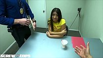 Screw the Cops - Latina bad girl gives a cop a blowjob preview image