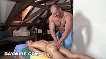 Gaywire - Cum For The Massage, Stay For The Serious Gay Anal Damage