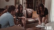 Mother Dava Foxx Helps Her Son Seduce Wealthy Widow Natasha Nice For Mysterious Purpose