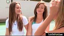 Teen Lesbo Cute Girls (Dani Daniels & Malena Morgan & Lia Lor) Play In Hot Sex Scene vid-16 thumbnail