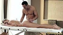 Image: Babe gets ass cumshot