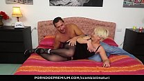 SCAMBISTI MATURI - Amature Italian Francesca Nencetti enjoys deep hard ass fuck from horny guy thumbnail