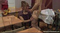 Image: Russian mature teacher 11 - Elise (teacher's day)