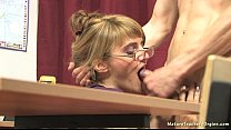 Russian mature teacher 11 - Elise (teacher's day)
