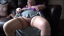 Mature granny with massive tits and hairy bush ... thumb