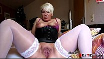 blonde mature wants you