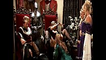 King and Queen Have A Medieval Orgy With Four H...
