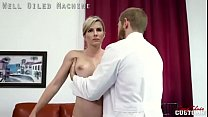 Cory Chase in Frozen fucked woman Preview