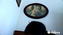 Housewife With A Big Hairy Bush Makes A Sex Tape Vorschaubild