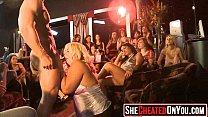 06 Hot sluts caught fucking at club 020's Thumb