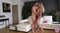 Big Fake Tits - Rough Sex For Russian Pornstar صورة