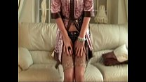 Free download video bokep Sally Spreading on Sofa