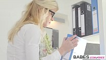 Babes - Office Obsession - Hard at Work starring Frankie G and Sweet Cat clip preview image