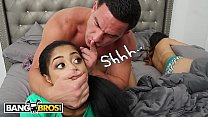 BANGBROS - Peter Green Fucks His Sister's Best Friend, Princess Yummy video