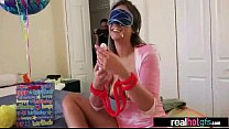 (layla london) Lovely Cute GF In Amazing Hardcore Sex video-19 preview image