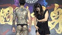 【無限HD】2018 台灣國際紋身藝術展 刺青展 刺青作品介紹2 9Th Taiwan Tattoo convention (4K HDR)?