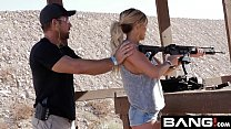BANG Confessions: Jessa Rhodes Squirts For The Gun Trainer porn thumbnail