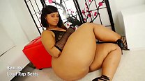 Tiffany Days Super BBW Model Twerks Her 60 PLUS INCHES OF BIG ASS
